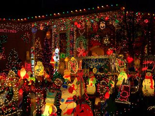 Top Five Overdone Christmas Decorations Emery Fcu Enotes